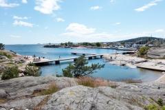 154 Roliheden-Kristiansand, auch Tauchplatz 09. Juli 2015
